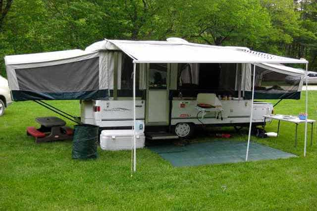 Camper Awnings