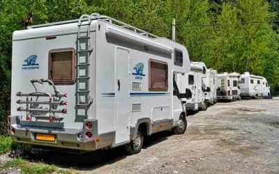 Camping with RV