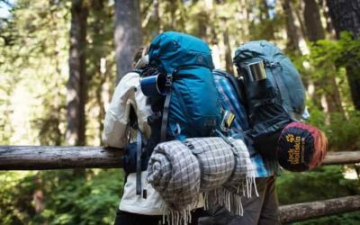 choosing Camping Backpack